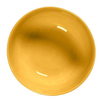 Feast Bowl - Set of 4 - Small - Yellow/Red Swirl