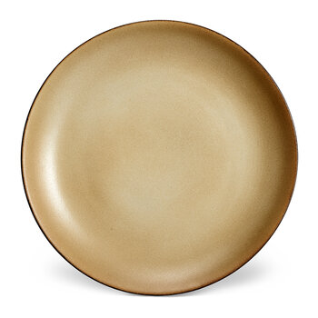 Terra Charger Plate - Brown