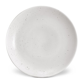 Terra Charger Plate - White