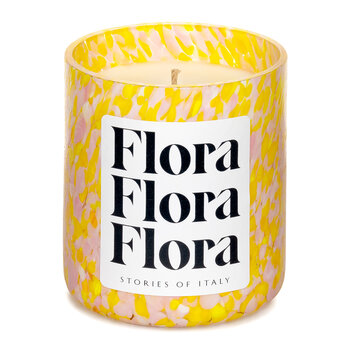 Macchia Scented Candle - Flora - 700g