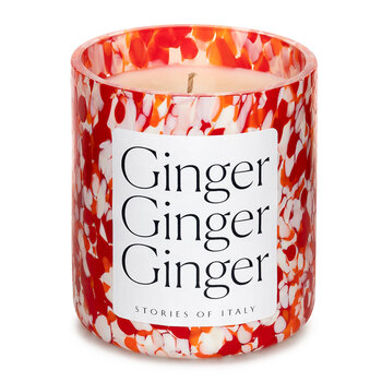 Macchia Scented Candle - Ginger - 700g