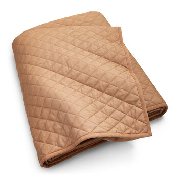 Cromwell Quilted Bedspread - 280x245cm - Camel