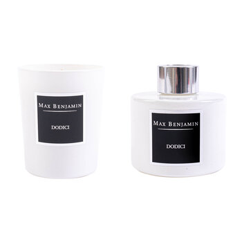 The Home Edit Dodici Candle & Diffuser Set - White