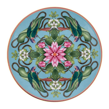 Wonderlust Coupe Plate - Menagerie