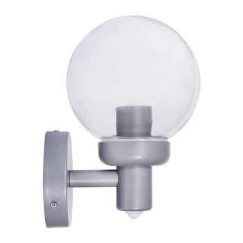 Aldgate PIR Sensor Outdoor Wall Lamp