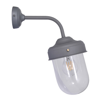 Charcoal Barn Light - Large