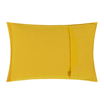 Soft Fleece Bed Pillow - 30x50cm - Corn