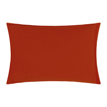 Soft Fleece Bed Pillow - 30x50cm - Red