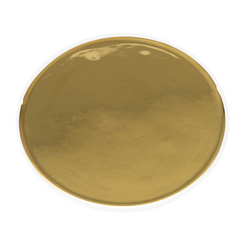 Dauville Charger Plate - Gold