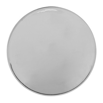 Dauville Charger Plate - Platinum