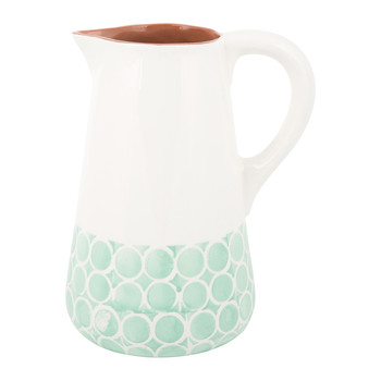 Sugarbush Jug - Blue