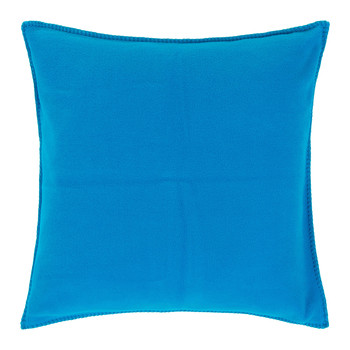 Soft Fleece Pillow - 50x50cm - Atlantic Blue