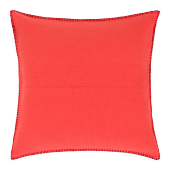 Soft Fleece Pillow - 50x50cm - Mandarin