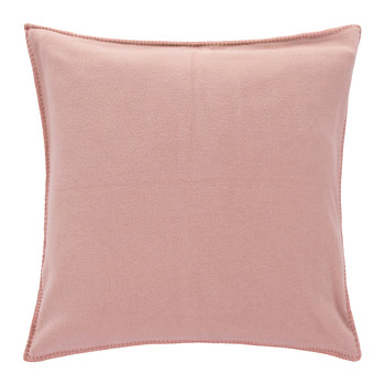 Soft Fleece Pillow - 50x50cm - Powder