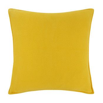 Soft Fleece Pillow - 50x50cm - Corn