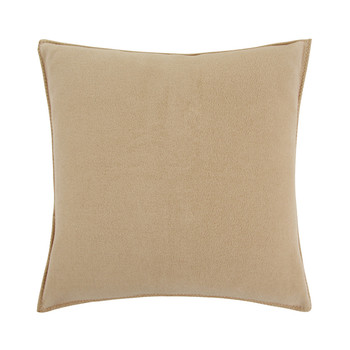 Soft Fleece Cushion - 50x50cm - Sand