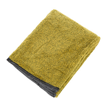 Crush Blanket - 150x200cm - Mustard