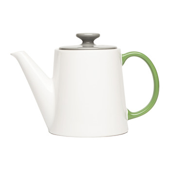 My Teapot - White/Grey/Green