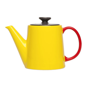 My Teapot - Yellow/Anthracite/Red