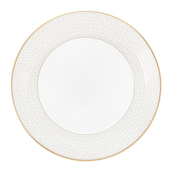 Arris Side Plate - 17cm - White