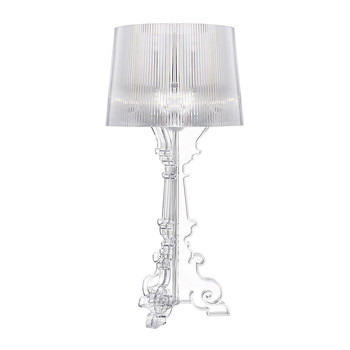 Bourgie Lamp - Crystal
