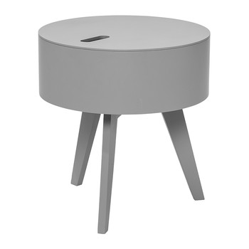 Alba Side Table - Gray