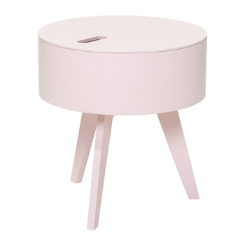 Bloomingville - Table d'Appoint Alba - Rose