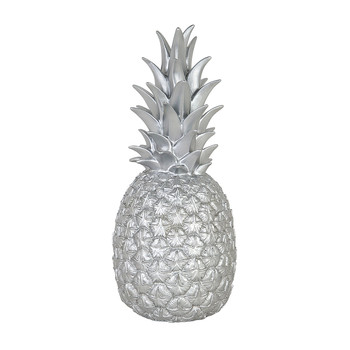 Pineapple Lamp - Silver