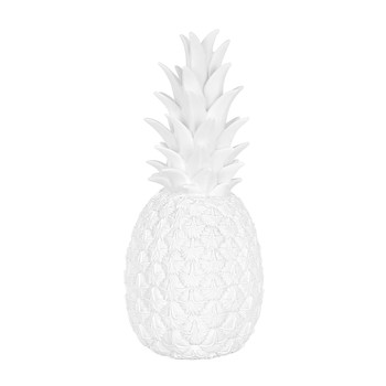 Pineapple Lamp - White