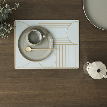 Outline Placemat - Mint