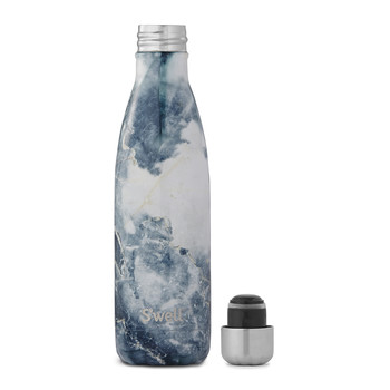 The Elements Flasche - Blauer Granit
