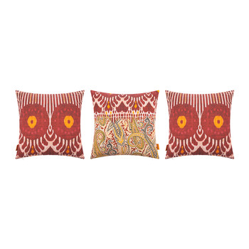 Batinah Cushion - Set of 3 - 42x42cm