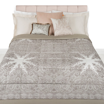 Chelsea Quilted Bedspread - 270x270cm - Beige