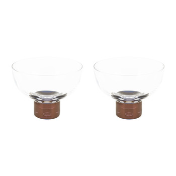 Tank Ice Cream Bowl - Set of 2