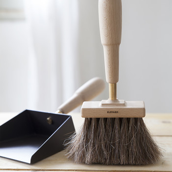 Shovel & Brush Set - Beech