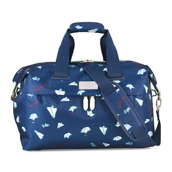 Paper Trail Holdall - Summer Fig