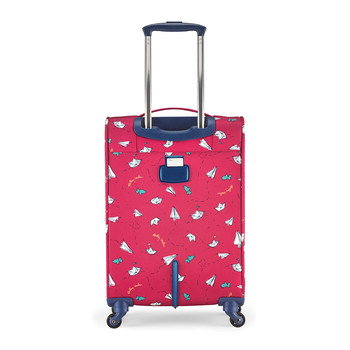 Paper Trail Suitcase - Lolly