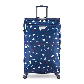 Paper Trail Suitcase - Summer Fig