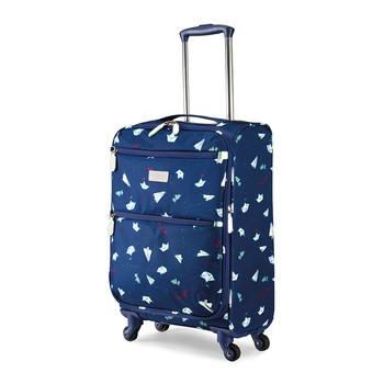 Paper Trail Suitcase - Summer Fig - Small