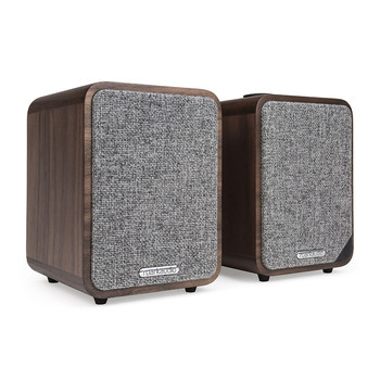 MR1 MK2 Bluetooth Speaker - Rich Walnut