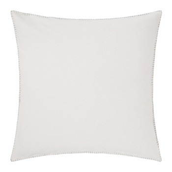 Soft Fleece Pillow - 50x50cm - Off White