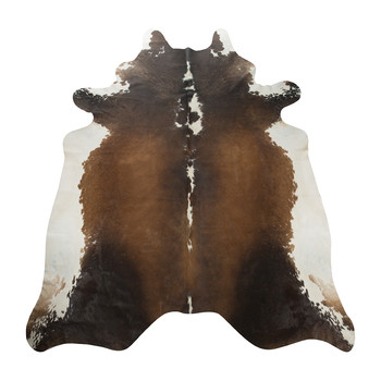 Argentinian Cowhide - Dark Brown