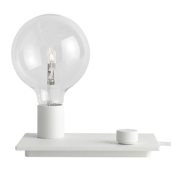 Control Table Lamp - White