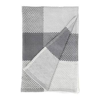 Loom Throw - 180x130cm - Grey