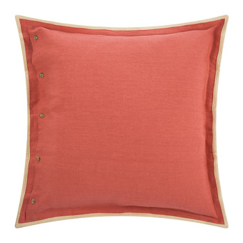 Baylee Cushion - Dusty Terracotta - 65x65cm