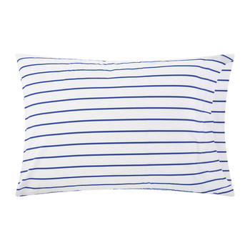 Emilie Pillowcase - Blue - 50x75cm