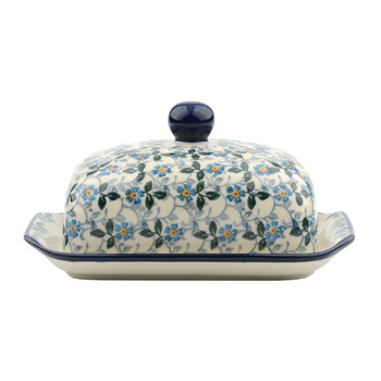 Butter Dish - Summer Wind