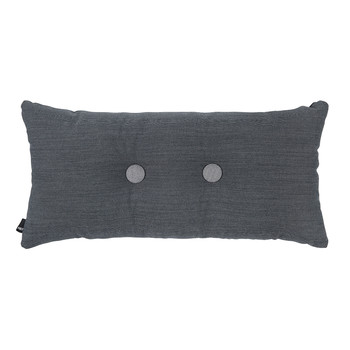 Surface 2 Dot Cushion - 36x70cm - Charcoal