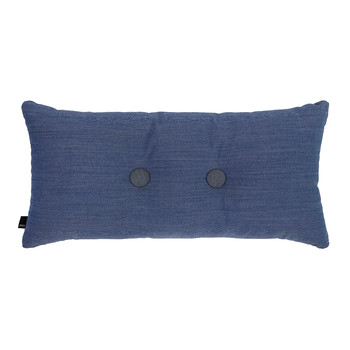 Surface 2 Dot Cushion - 36x70cm - Denim