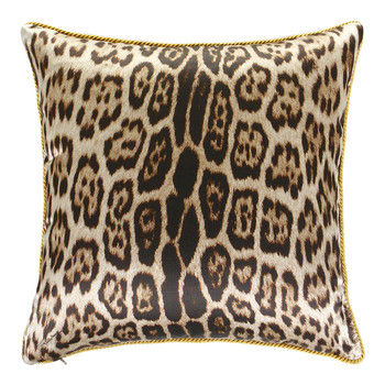 Venezia Reversible Pillow - 40x40cm - Black